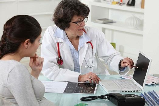 Удовольствие на приеме у гинеколога
