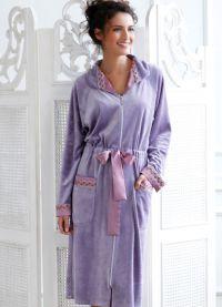 Дамски домашни халати