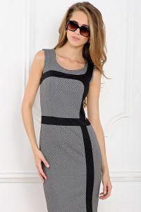 Класически рокли за офис