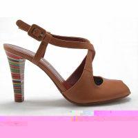 Кожени сандали