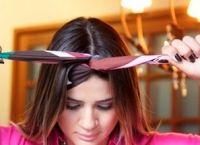 Как да връзвам шал на главата си?