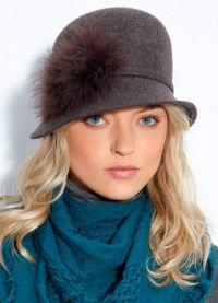 Капачка под палтото