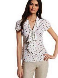 Полочка блузки