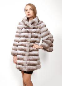 Шиншилловая палто,