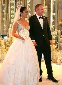 Сватбени рокли на звездите