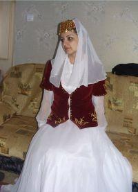 Татарски националната дрехи