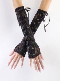 Гипюровые ръкавици