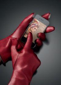 Ръкавици за сензорни екрани