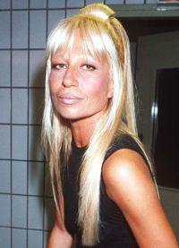 Донатела Версаче - преди и след