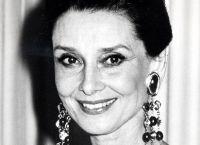 Одри Хепбърн в напреднала възраст