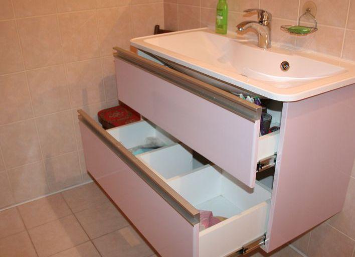 Сделать тумбу для ванны своими руками 76